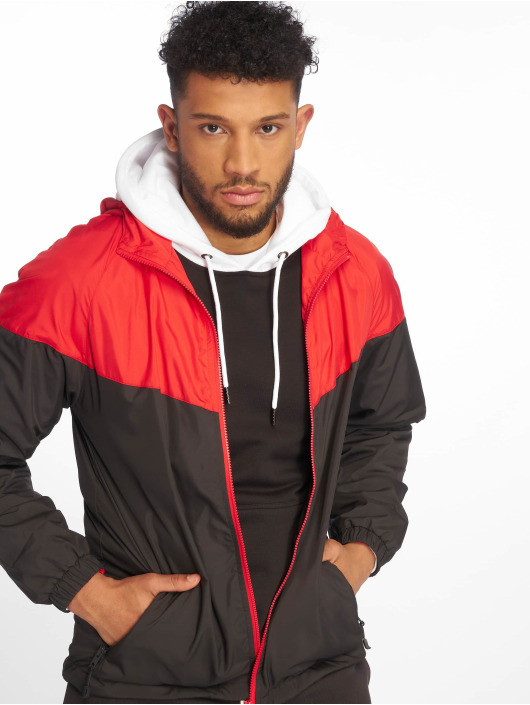 Urban Classics Transitional Jackets 2-Tone Tech red