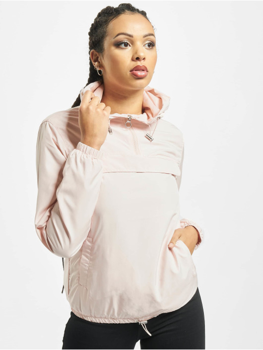 Urban Classics Transitional Jackets Basic rosa