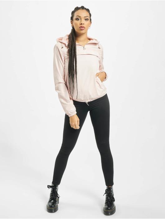 Urban Classics Transitional Jackets Basic rosa