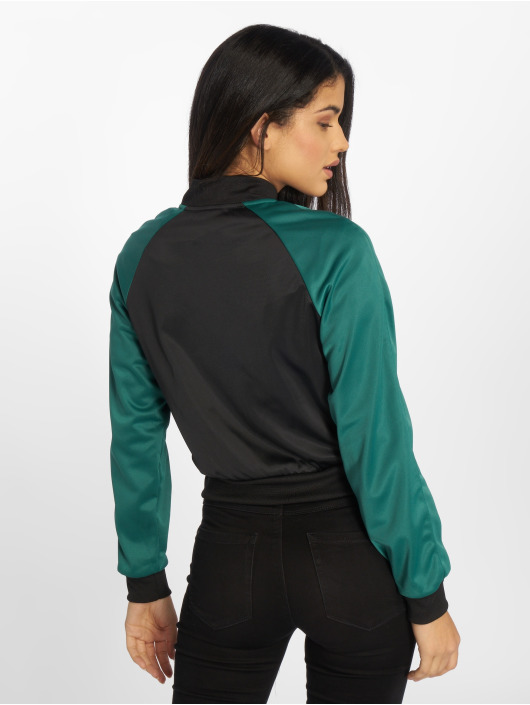 Urban Classics Transitional Jackets Short Track svart
