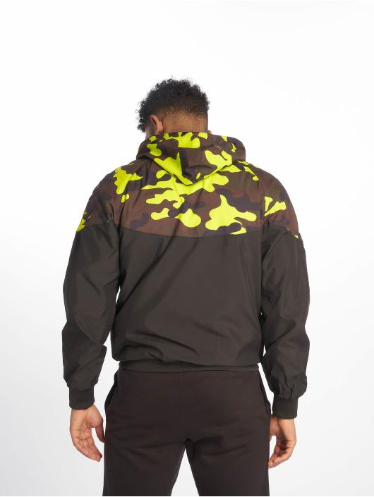 Urban Classics Transitional Jackets Pattern Arrow svart