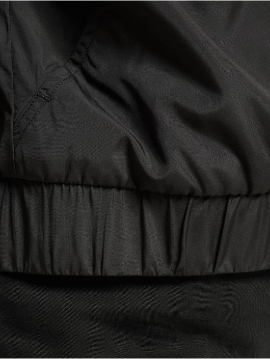 Urban Classics Transitional Jackets Light 3-Tone Pull Over svart