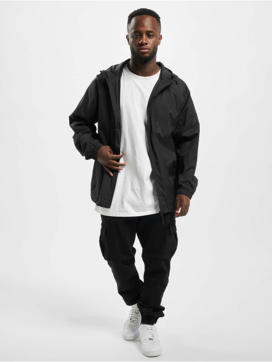 Urban Classics Transitional Jackets Super Light svart