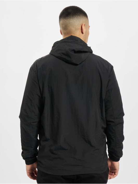 Urban Classics Transitional Jackets Contrast Pull Over svart