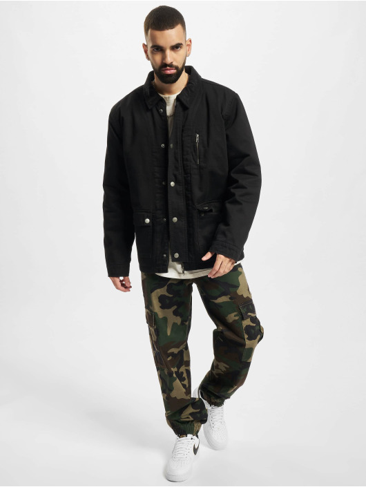 Urban Classics Transitional Jackets Hunter svart