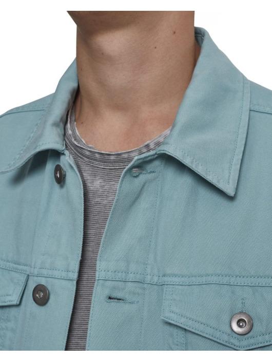 Urban Classics Transitional Jackets Garment Dye Oversize turkis