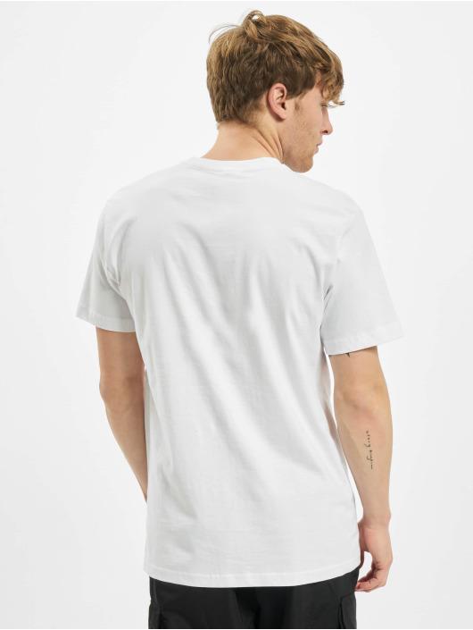 Urban Classics Tričká Basic 6-Pack biela