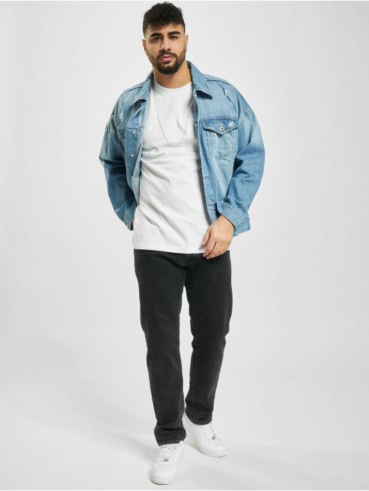 Urban Classics Tričká Organic Cotton Basic biela