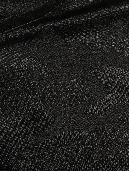 Urban Classics Tričká dlhý rukáv Short Jacquard maskáèová