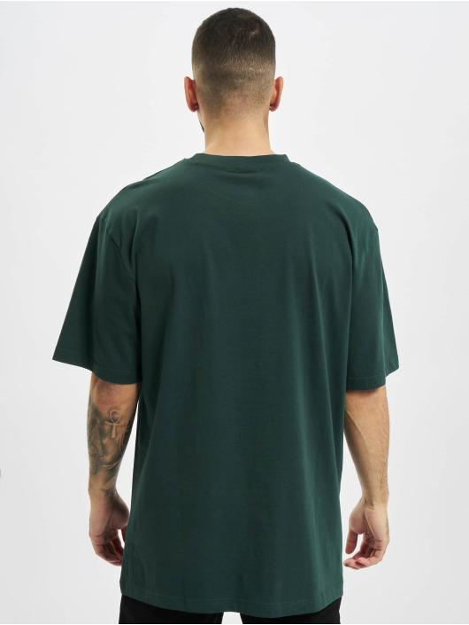 Urban Classics Tričká Tall zelená