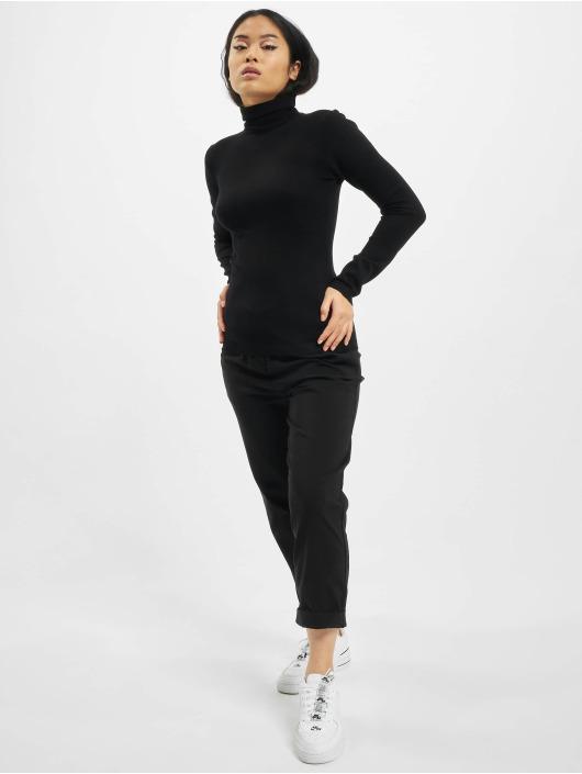 Urban Classics Tröja Ladies Basic svart