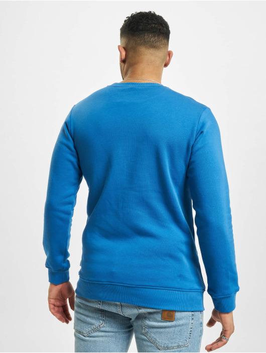 Urban Classics trui Organic Basic blauw