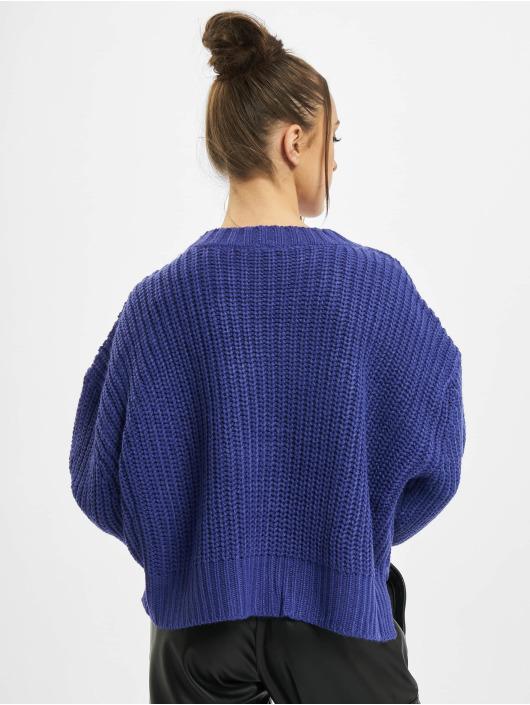 Urban Classics trui Ladies Wide Oversize paars