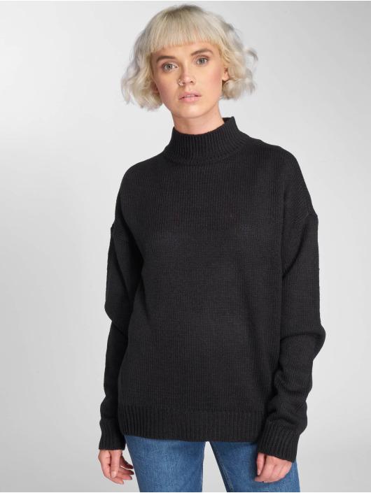 Urban Classics trui Oversize zwart