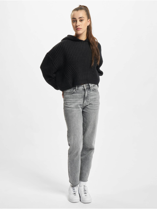 Urban Classics trui Ladies Oversized zwart