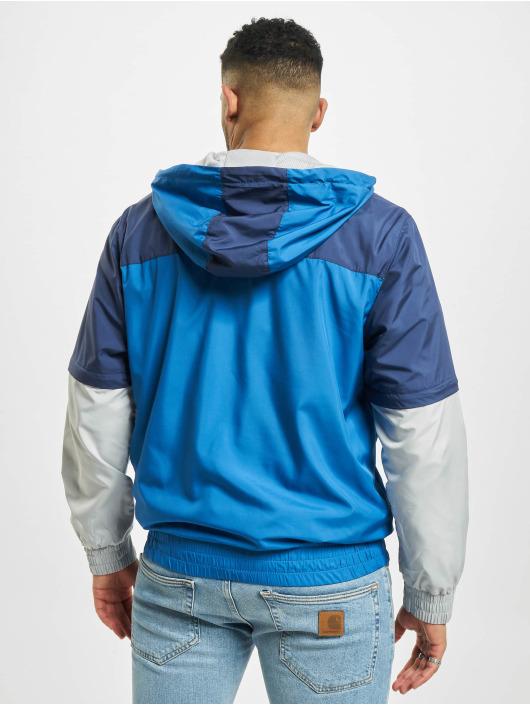 Urban Classics Übergangsjacke Zip Away blau
