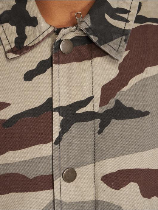 Urban Classics Übergangsjacke Camo Cotton camouflage
