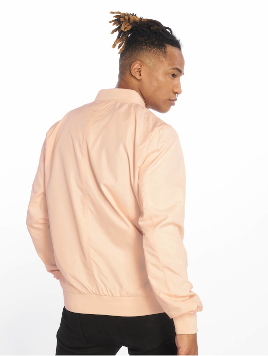 Urban Classics Übergangsjacke Light rosa