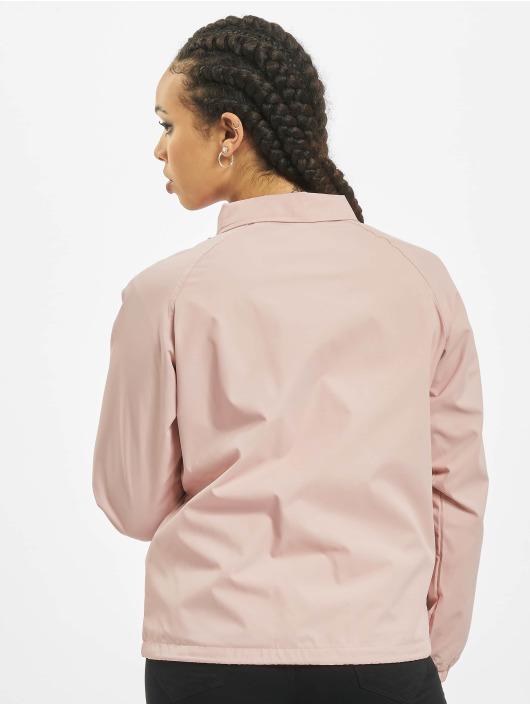 Urban Classics Übergangsjacke Coach rosa