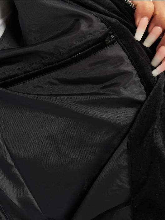 Urban Classics Übergangsjacke Diamond Quilt schwarz