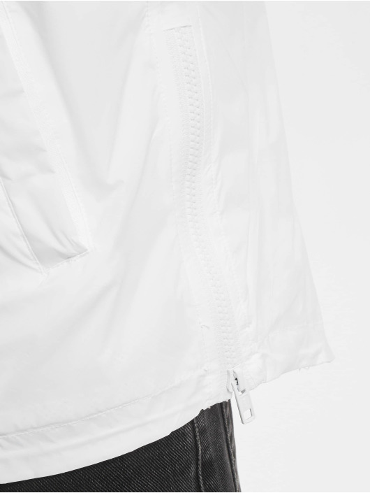 Urban Classics Übergangsjacke Stand Up Collar Pull Over schwarz