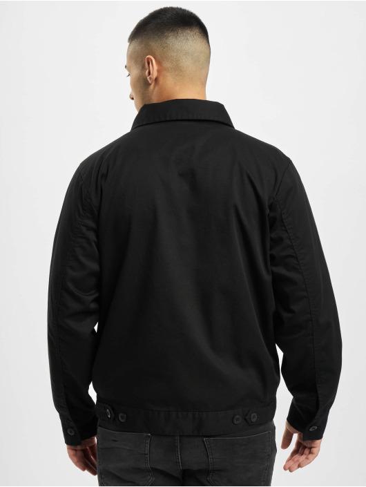 Urban Classics Übergangsjacke Workwear schwarz