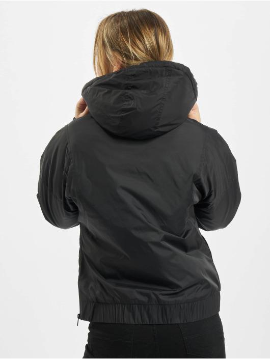 Urban Classics Übergangsjacke Ladies Panel Padded schwarz