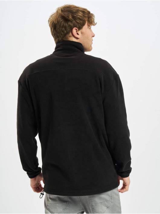 Urban Classics Übergangsjacke Polar Fleece schwarz