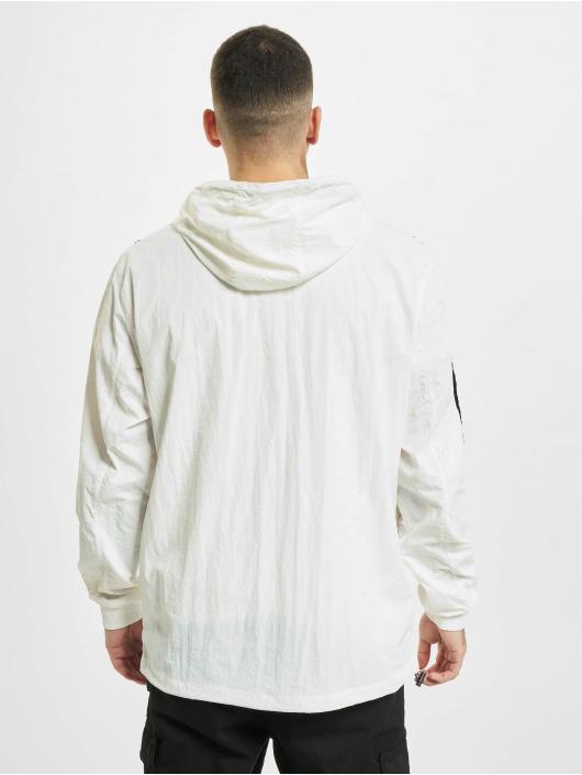 Urban Classics Übergangsjacke Crinkle Nylon weiß