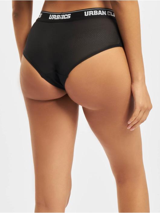 Urban Classics Underwear Tech Mesh Logo black
