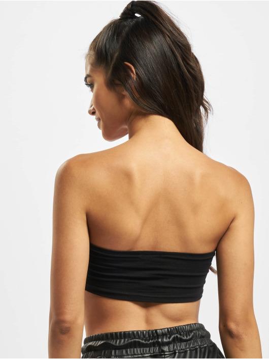 Urban Classics Underwear Ladies Bandeau svart