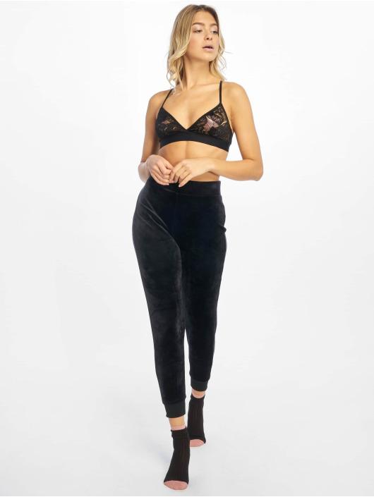 Urban Classics Underwear Triangle Laces svart