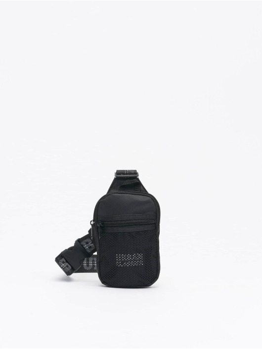 Urban Classics Väska Small Recycled Ripstop svart