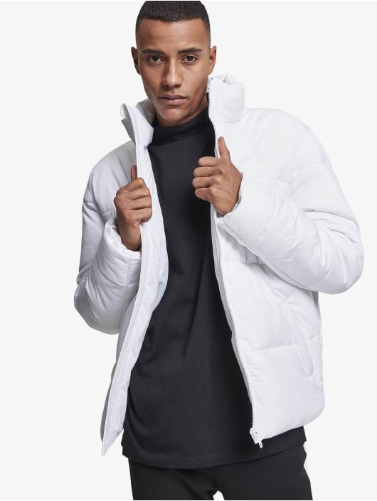 Urban Classics Vattert jakker Boxy hvit