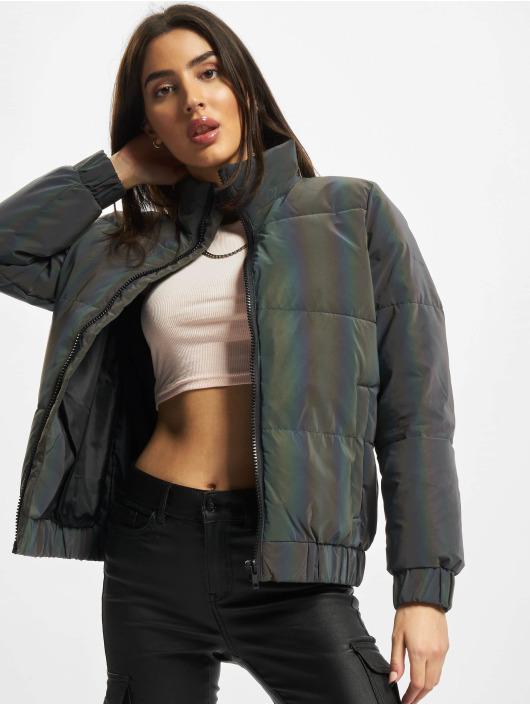 Urban Classics Vattert jakker Ladies Iridescent Reflectiv mangefarget