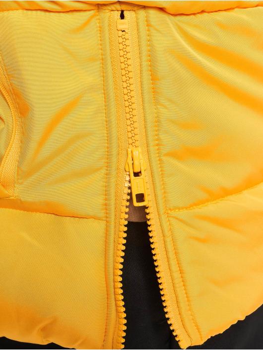 Urban Classics Vattert jakker Pull Over oransje