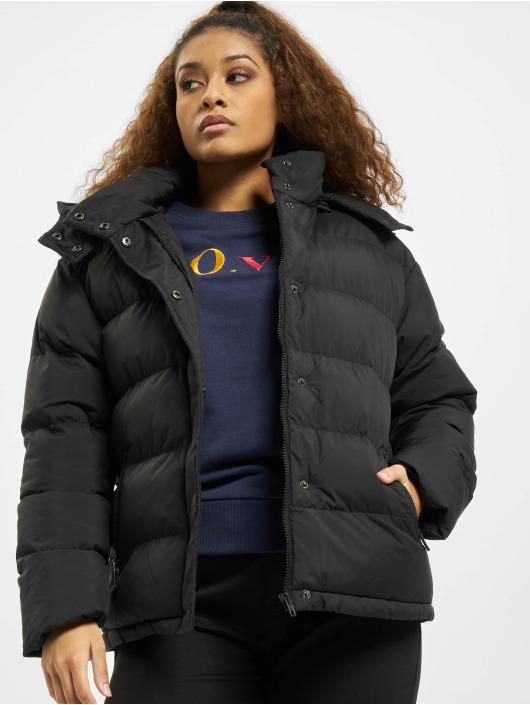 Urban Classics Vattert jakker Hooded svart