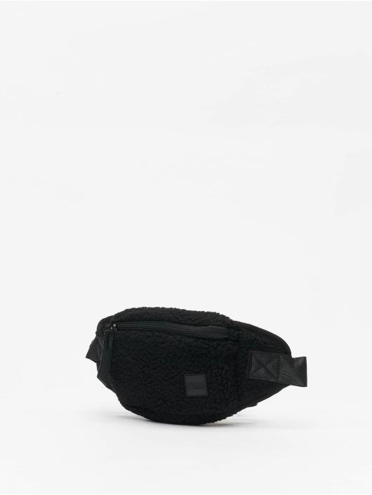 Urban Classics Vesker Sherpa Mini svart