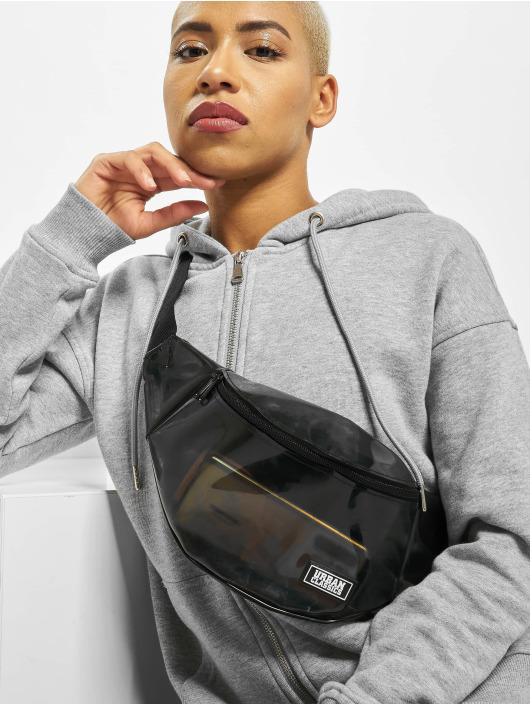 Urban Classics Vesker Transparent Shoulder svart