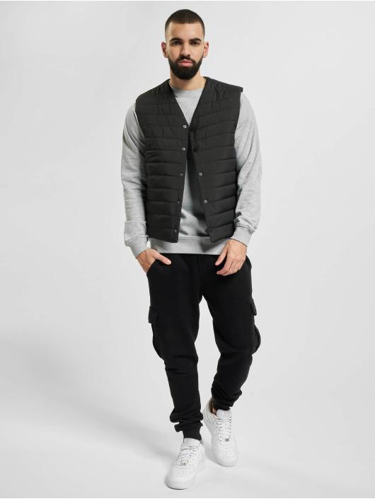 Urban Classics Vest Padded Gilet black