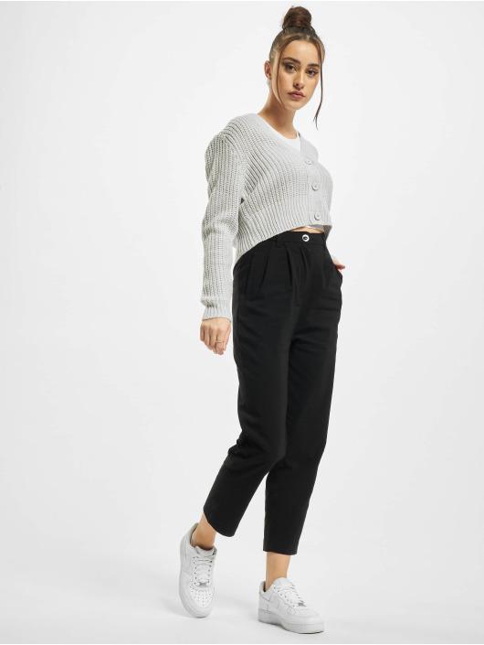 Urban Classics vest Ladies Short grijs