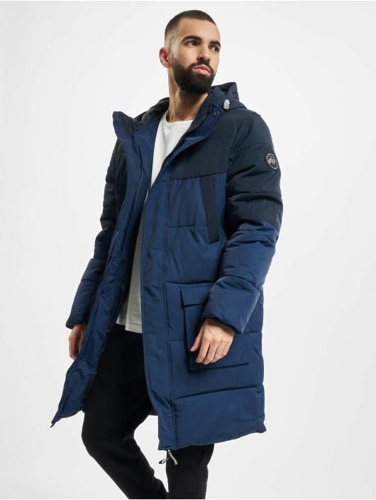 Urban Classics Veste matelassée Puffer bleu