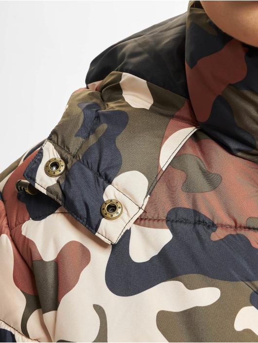 Camo Femme Classics Urban 562843 Camouflage Boyfriend Matelassée Veste LA4j5R