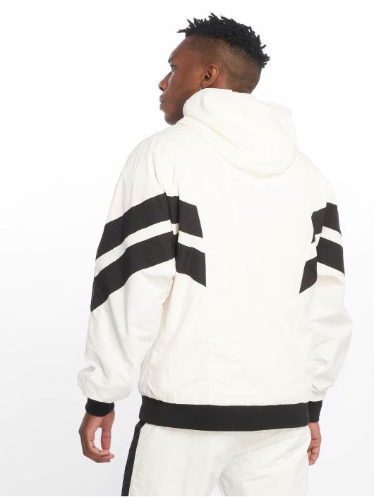 Urban Classics Veste mi-saison légère Crinkle Panel blanc