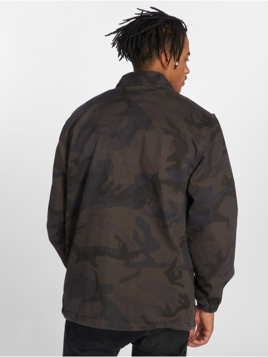 Urban Classics Veste mi-saison légère Camo Cotton camouflage
