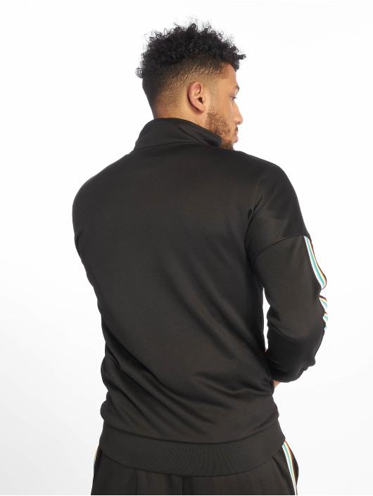 Urban Classics Veste mi-saison légère Sleeve Taped Track noir