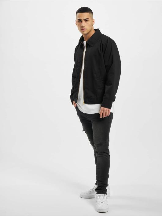 Urban Classics Veste mi-saison légère Workwear noir