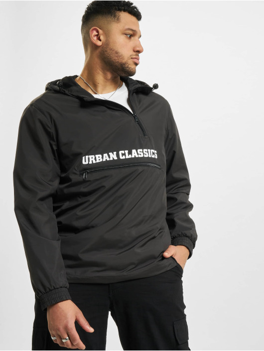 Urban Classics Veste mi-saison légère Commuter noir