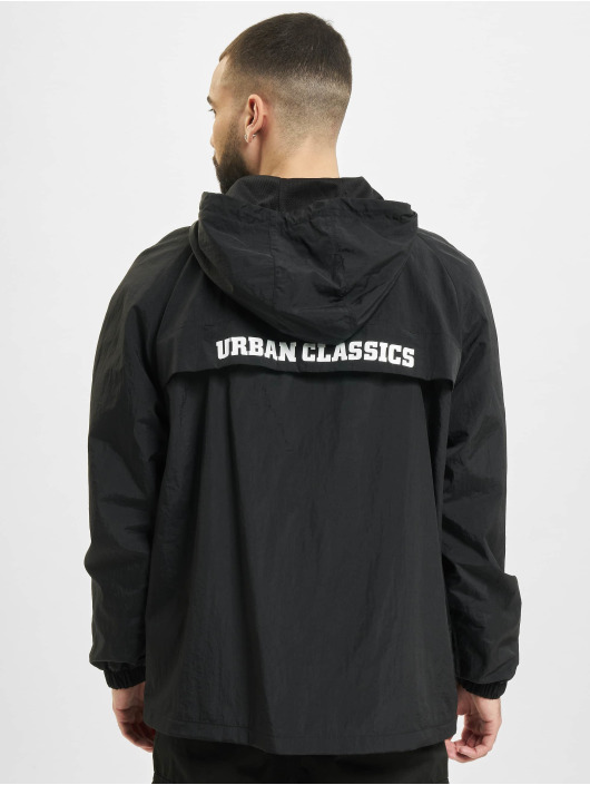 Urban Classics Veste mi-saison légère Commuter Parka noir