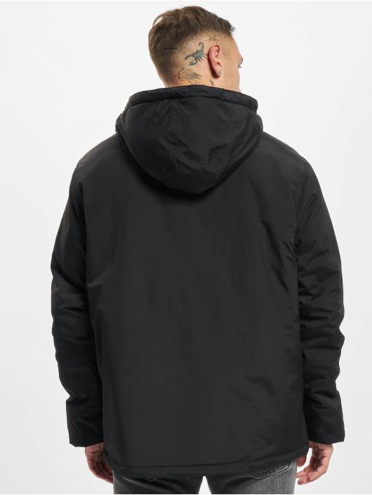 Urban Classics Veste mi-saison légère High Neck Pull Over noir
